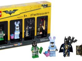 The LEGO Batman Movie 5004939 Minifiguren set