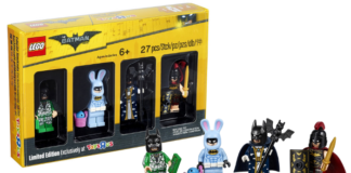 The LEGO Batman Movie 5004939 Minifiguren set