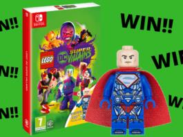Win LEGO® DC Super Villains