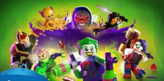 LEGO DC Super Villains launchtrailer