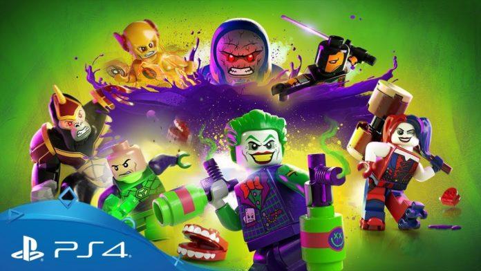 LEGO DC Super Villains launchtrailer