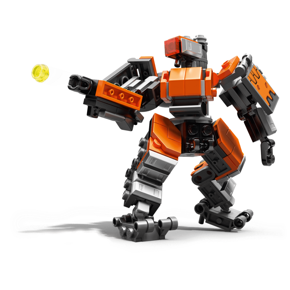 LEGO Overwatch 75987 Omnic Bastion