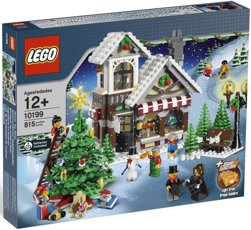 LEGO Creator Expert 10199 Winter Village Toy Shop