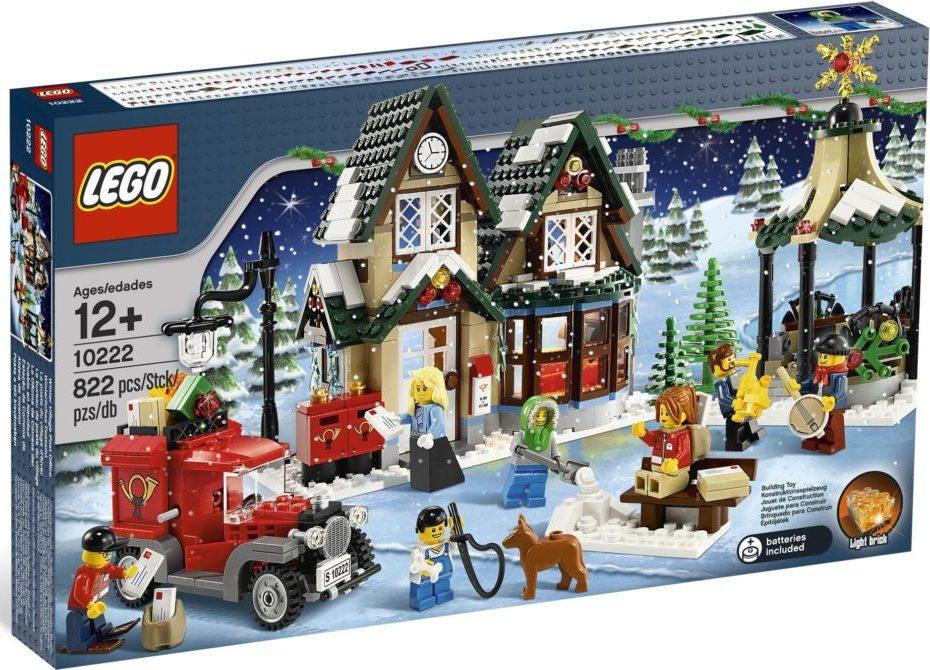 LEGO Creator Expert 10222 Winter Village Post Office