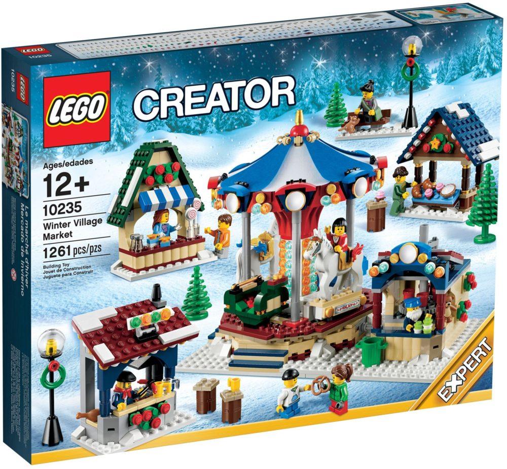 LEGO Creator Expert 10235 Winter Village Market