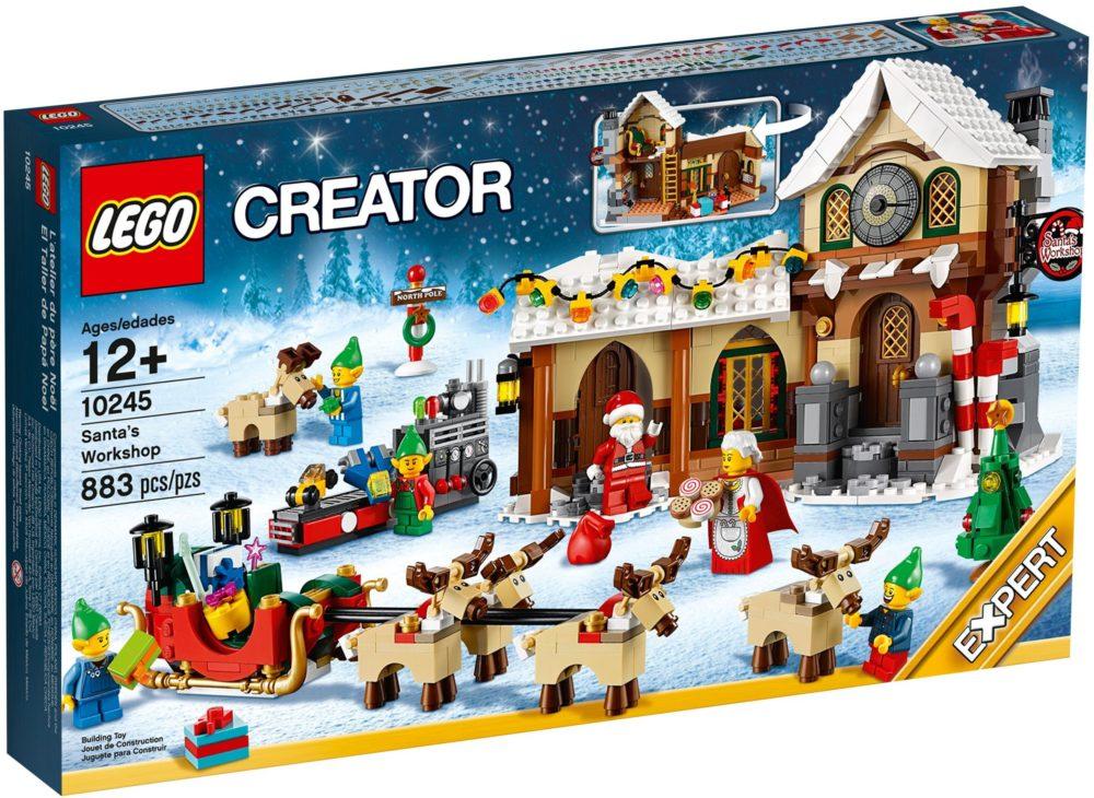 LEGO Creator Expert 10245 Santa's Workshop