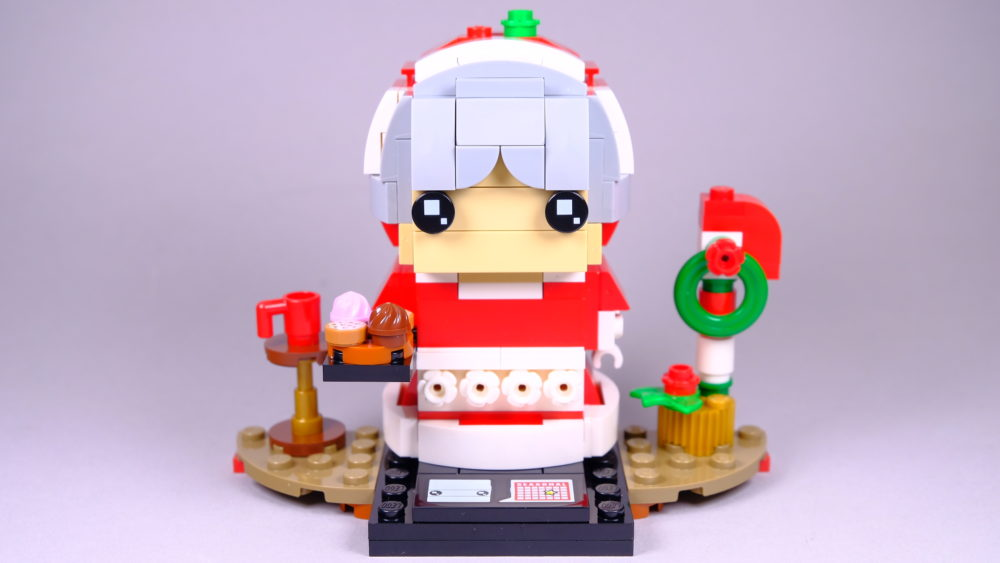 LEGO 40274 Mr and Mrs Santa Claus