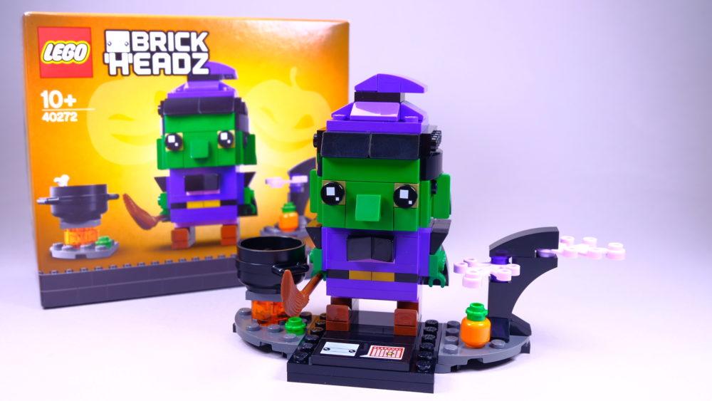 LEGO 40272 Halloween Witch
