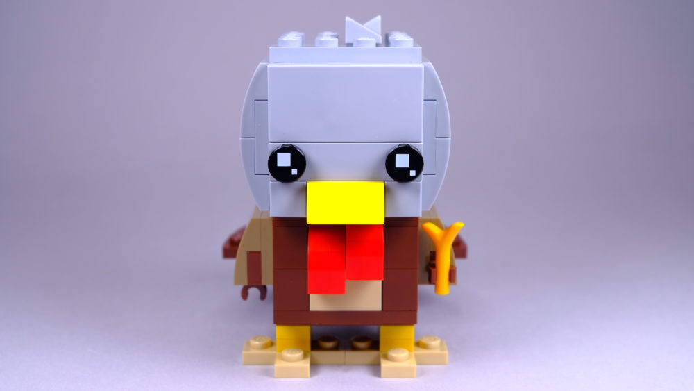 LEGO 40273 Thanksgiving Turkey