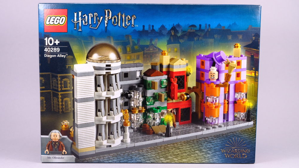 LEGO 40289 Diagon Alley