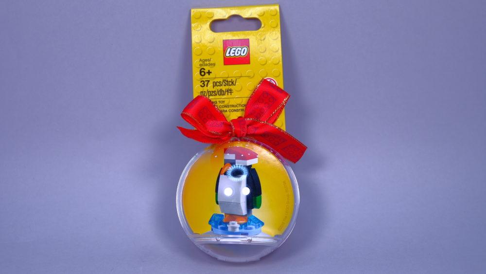 LEGO 853796 Penguin Holiday Ornament