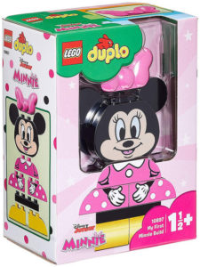 LEGO DUPLO 10897 My First Minnie Build