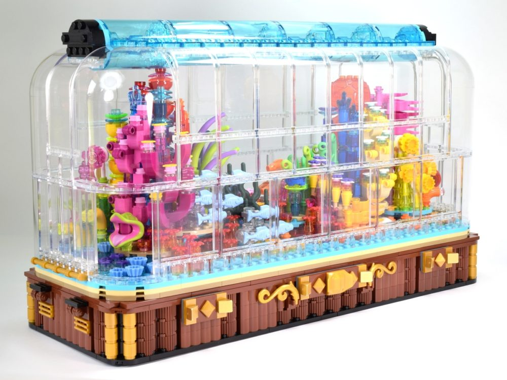 LEGO Ideas Coral Reef Aquarium