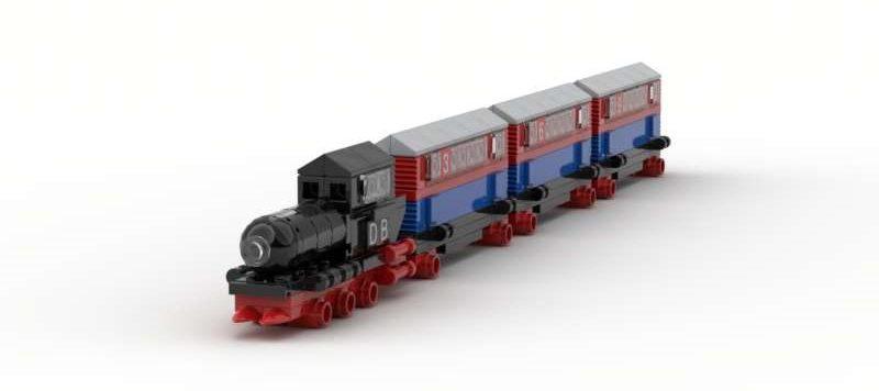LEGO Ideas Microscale LEGO Trains