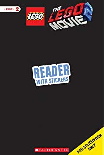 THE LEGO MOVIE 2 Reader with Stickers