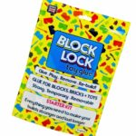 Block Lock toy glue