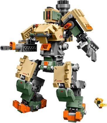 LEGO Overwatch 75974 Bastion
