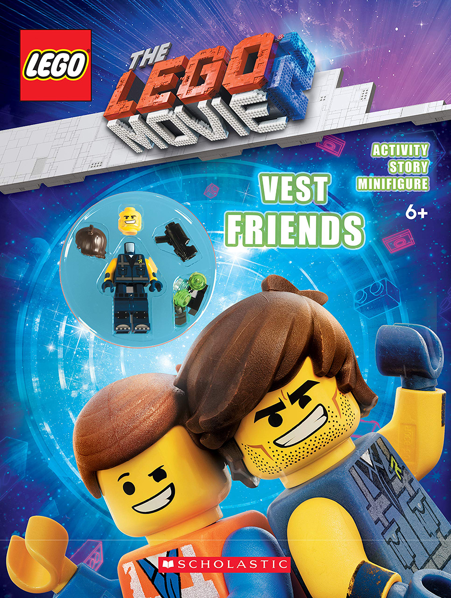 The LEGO Movie 2 Activity Book