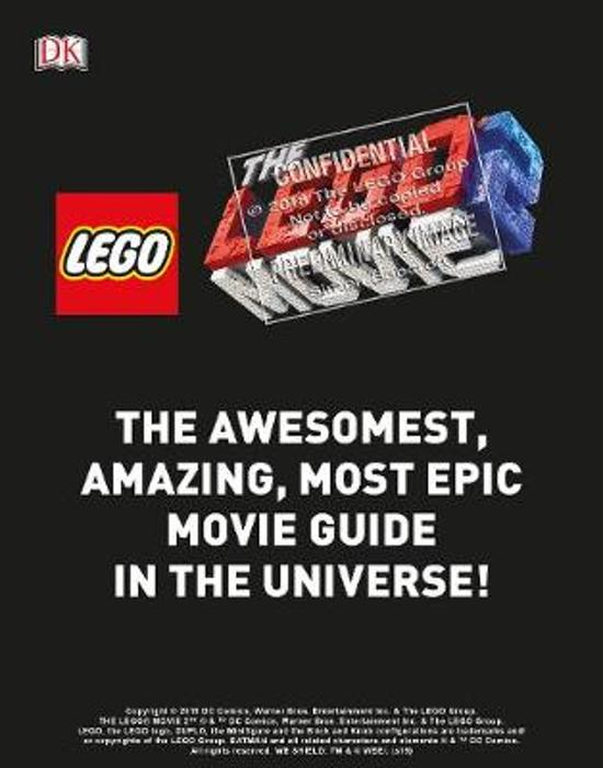 The LEGO MOVIE 2 The Awesomest Movie Guide