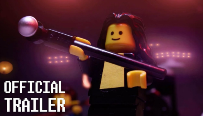 Bohemian Rhapsody Trailer in LEGO
