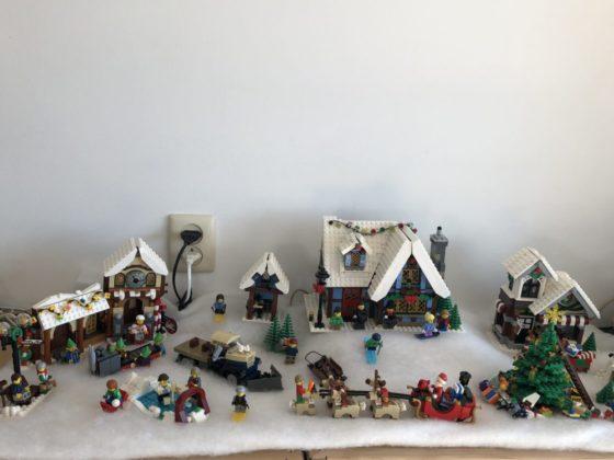 Edwin Kroos - kerstdorp 2018