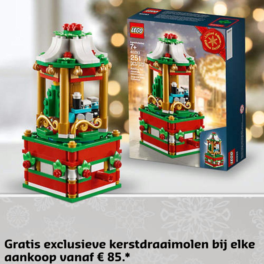 LEGO 40293 Carousel banner
