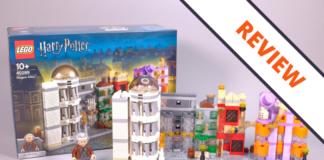 LEGO 40289 Diagon Alley