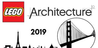 LEGO Architecture winter 2019