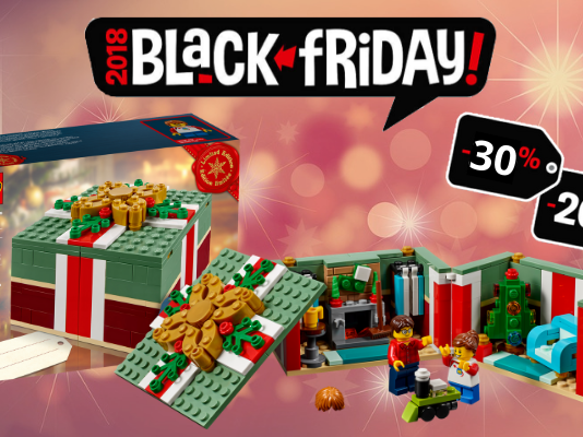 LEGO Black Friday 2018