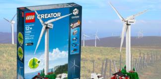 LEGO Creator Vestas Wind Turbine verkrijgbaar