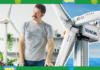 LEGO Creator Vestas Wind Turbine Designer Video