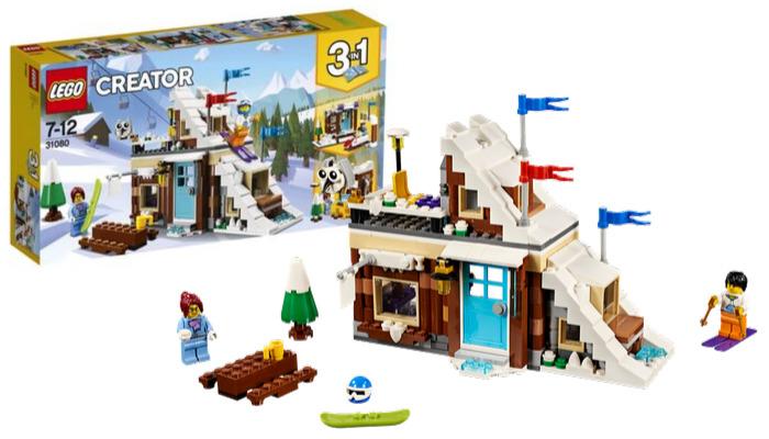 LEGO Creator Winter Vacation