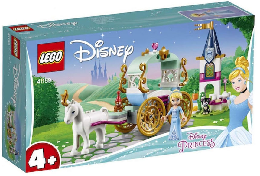 LEGO Disney 41159 Cinderella Carriage