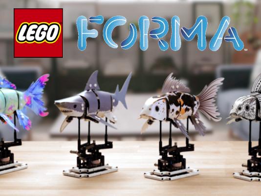 LEGO FORMA