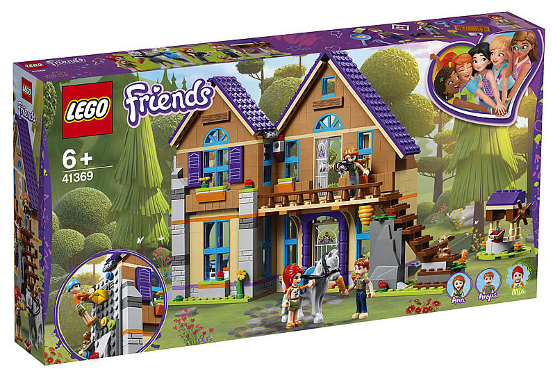 LEGO Friends 41369 Mia's House