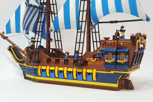 LEGO Ideas Caribbean Clipper
