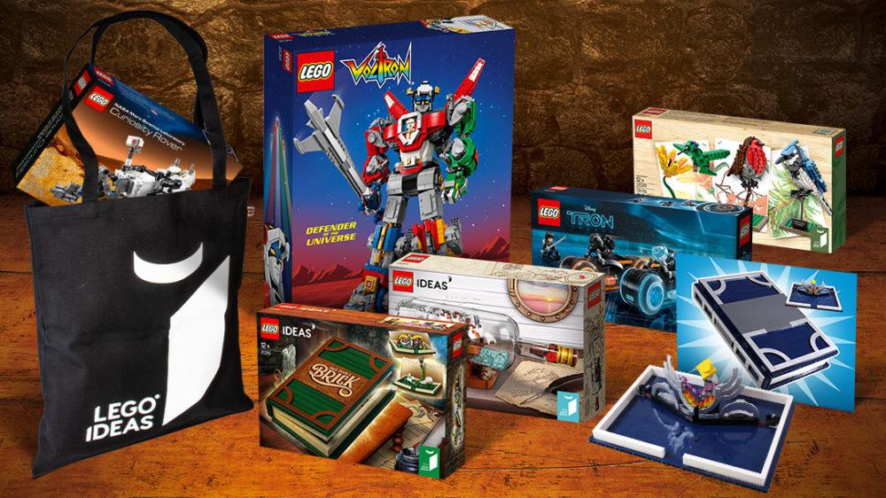 LEGO Ideas Create a Bricktastic Pop-Up Story!