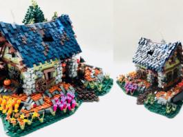 LEGO Ideas Olivia's Get-Away
