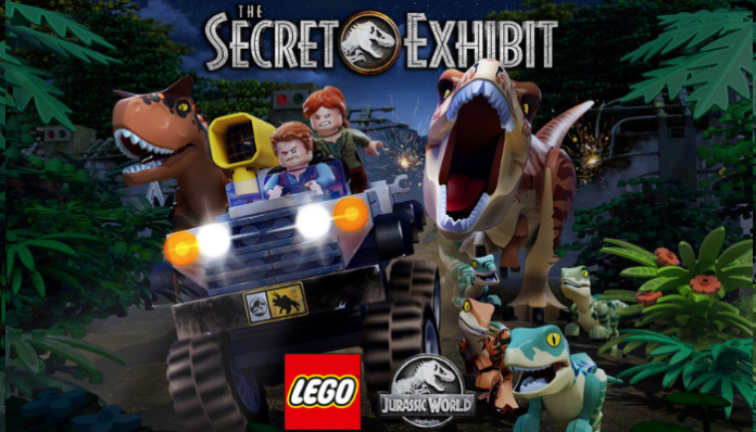 LEGO Jurassic World The Secret Exhibit aangekondigd