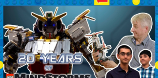 LEGO Mindstorms bestaat 20 jaar