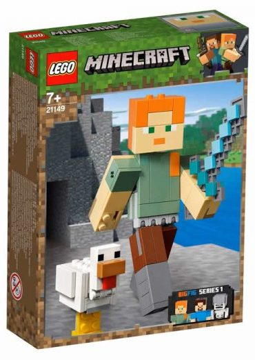 LEGO Minecraft 21149 Alex & Chicken