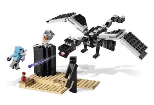 LEGO Minecraft 21151 End Battle