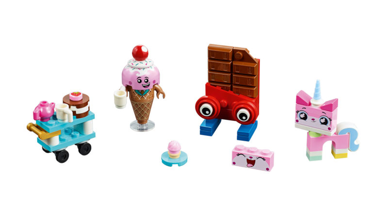 The LEGO Movie 2 70822 Unikitty's Sweetest Friends EVER!