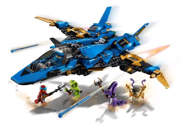 LEGO Ninjago 70668 Jay Storm Fighter