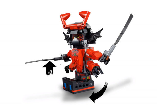 LEGO Ninjago 70669 Cole Earth Driller