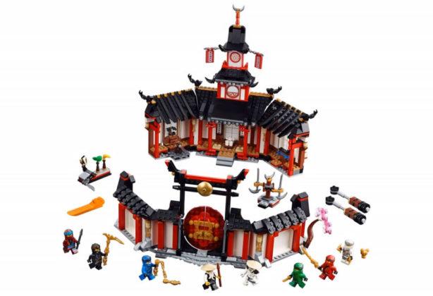 LEGO Ninjago 70670 Monastery Spinjitzu