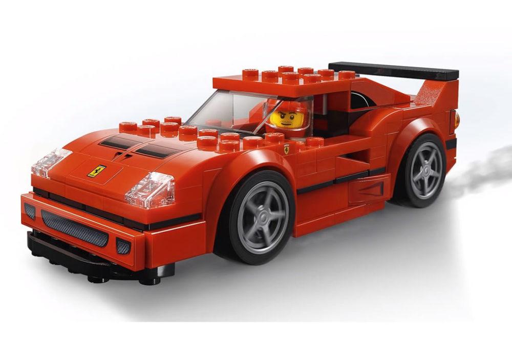 Nieuws Visuals Lego Speed Champions Sets Winter 2019