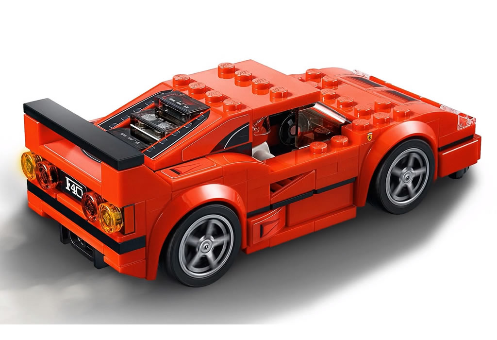 nieuws visuals lego speed champions sets winter 2019. Black Bedroom Furniture Sets. Home Design Ideas
