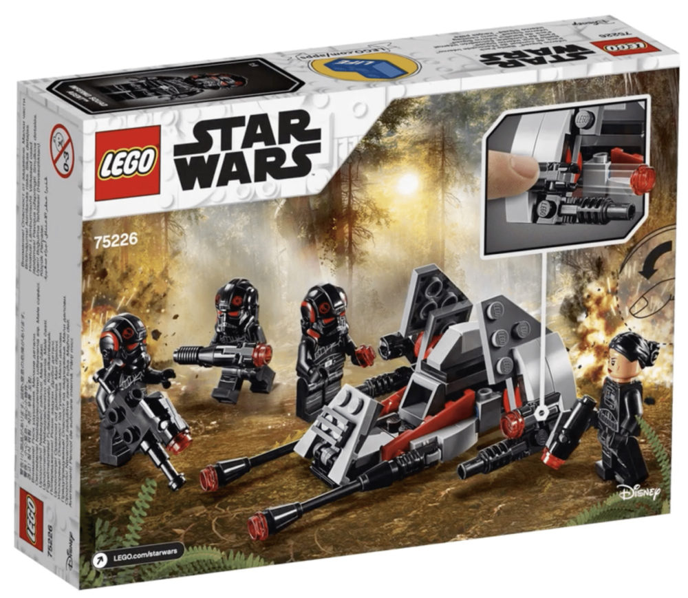 LEGO Star Wars 75226 Inferno Squad Battle Pack