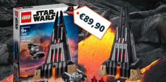 LEGO Star Wars 75251 Darth Vader's Castle aanbieding